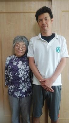 熊本市西区において重度な腰痛の方に奇跡が起こりました